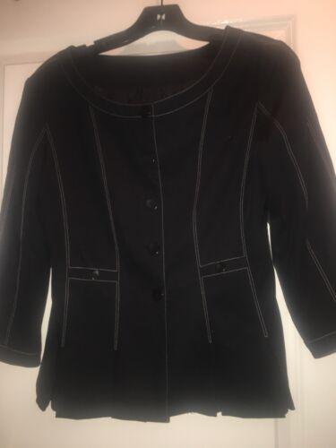 Vintage ATIKA European Brand. France blazer/jacket