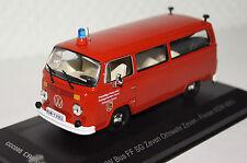 VW  T2a FF SG Zeven Ortswehr Zeven Florian ROW 4063 1:43 Ixo neu & OVP CCC005