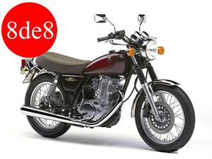 Details about Yamaha SR 250 - Workshop Manual on CD on