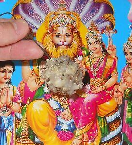 Narasimha Handmade Vedic Folk Amulet - Protection, Banish and Reverse Bad Energy