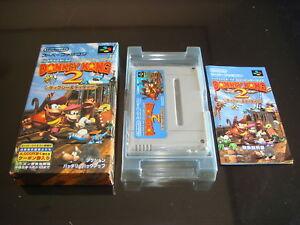 Super-Donkey-Kong-2-Nintendo-Super-Famicom-Japan