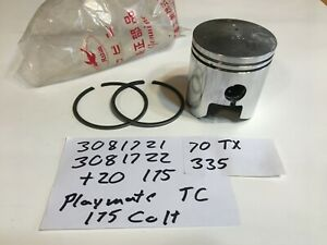 NOS Polaris Headlight WireHarness 70 71 TX Charger Colt Playmate 2460096 Vintage