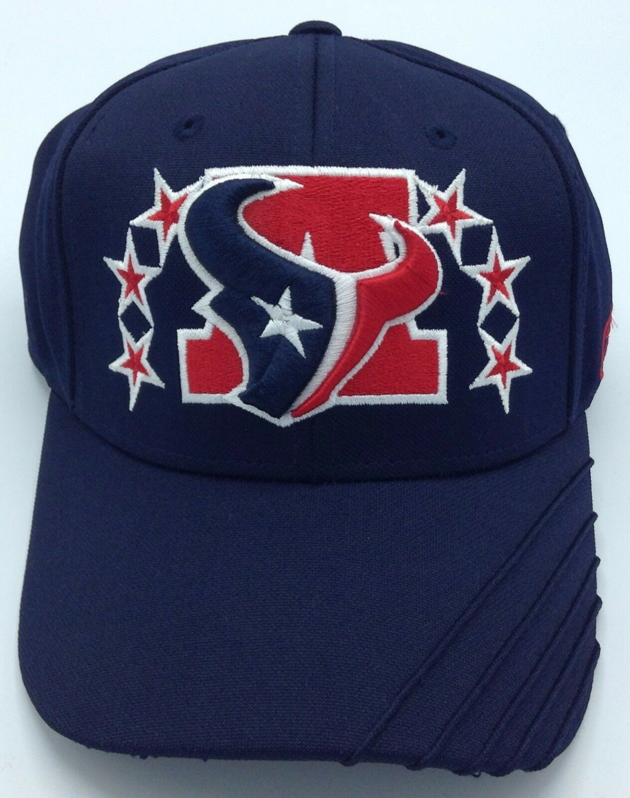 NFL Houston Texans Reebok Adulto Estructurado Flex Fit Cap New Ver  Descripción 211f3a1ac
