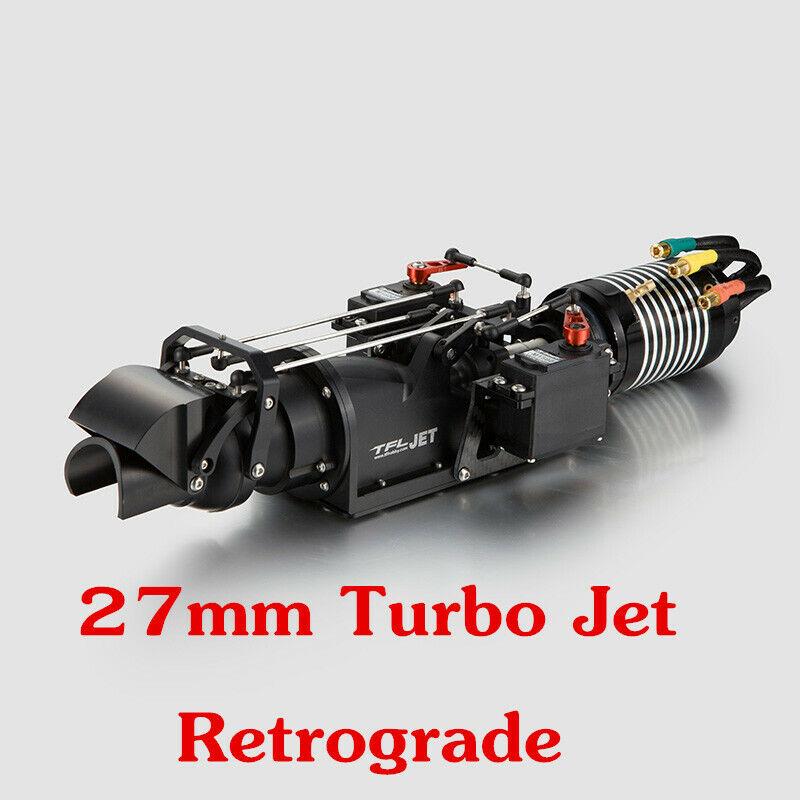 Propulsores de turbina de 27 mm para barcos de hormigón armado.