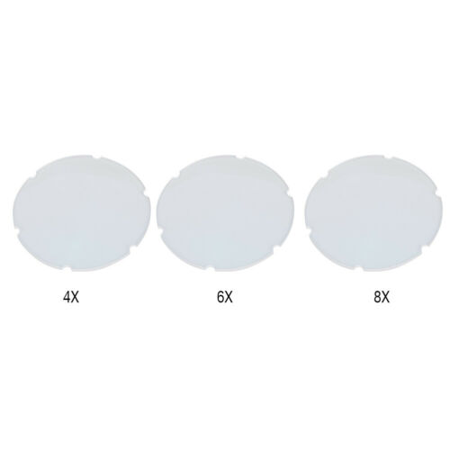 4x 6x 8x Archery Compound Bow Scope Sight Pin Lens Magnify Glass for Bow Sight