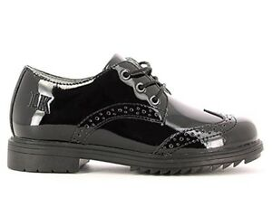 online retailer 96240 b3964 Dettagli su LELLI KELLY FAY LK 3560 VERNICE NERO scarpe bambina francesine  inglesine pelle