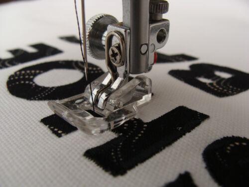 202023001 Cat B//C Part No JANOME Sewing Machine APPLIQUE FOOT