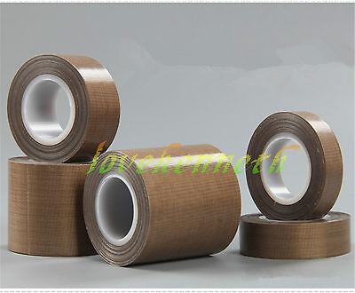 New 38mm*10M Teflon High temperature adhesive tape