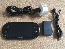 Sony PS Playstation Vita Black Slim Lite Console Ver 3.65 (PCH-2003) - 1GB - #07