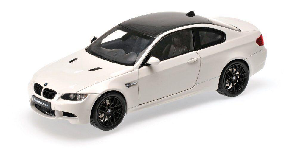 KYOSHO BMW M3 Coupe (E92) (E92) (E92) Alpine White (blanco) 08734W 1/18 | Discount  b71394