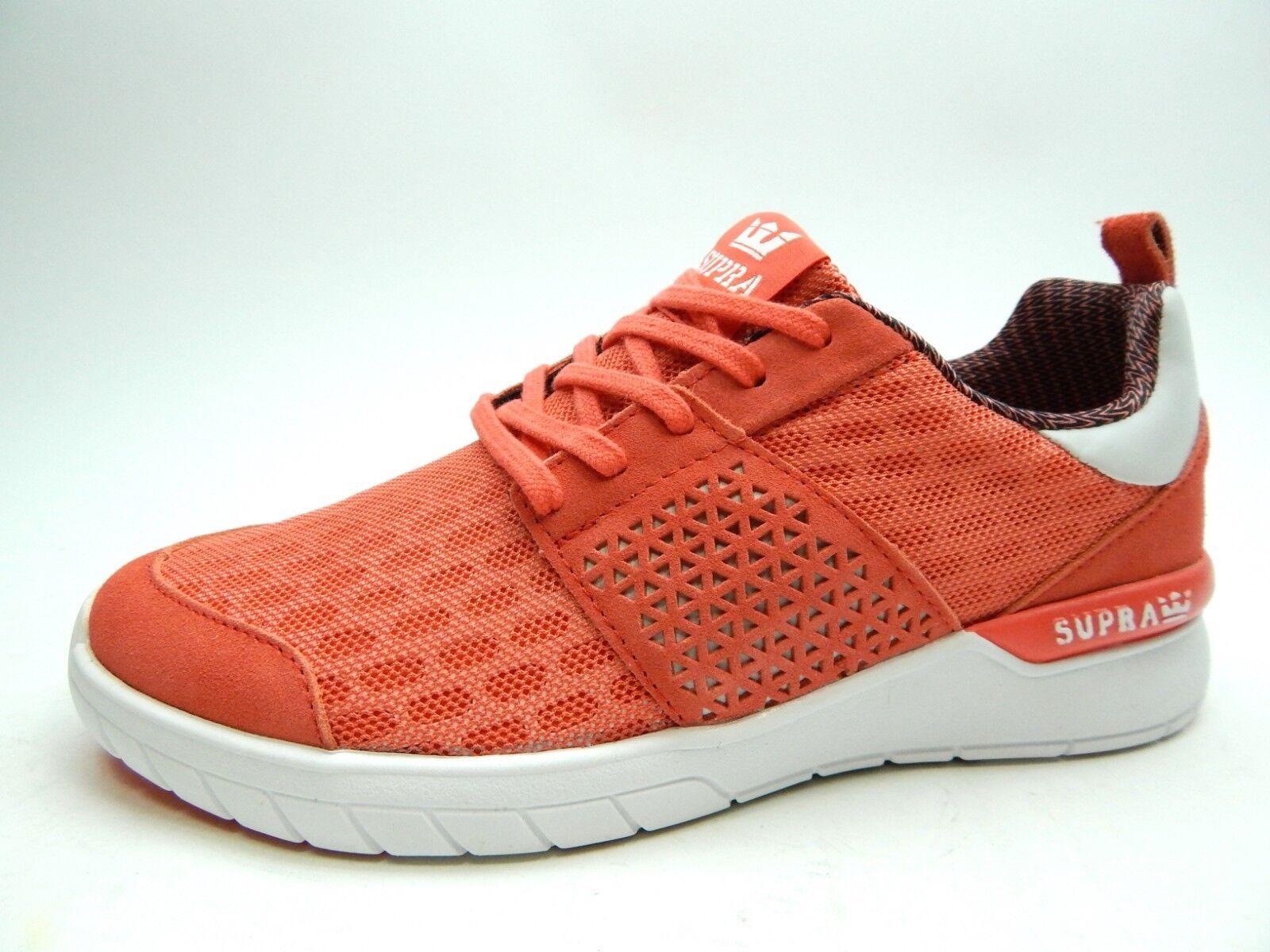 SUPRA SCISSOR Women shoes Coral White 98027-639-M