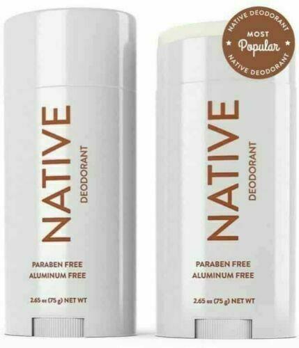 Native Coconut & Vanilla 2.65oz Unisex Deodorant