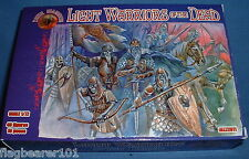 DARK ALLIANCE #72011 - LIGHT WARRIORS OF THE DEAD . 1/72 SCALE X 40 FIGURES