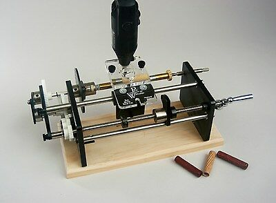 Beall Pen Wizard 2  ** ornamental pen lathe **  Special Offer includes 7 bits