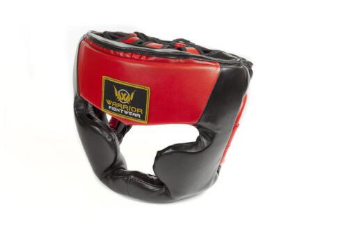 Boxing Head Guard Kickboxing Muay Thai Warrior Headgear