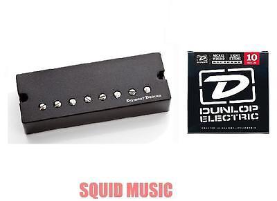 Seymour Duncan Nazgul 8 String Soapbar Black Bridge Guitar Pickup ( STRING SET )