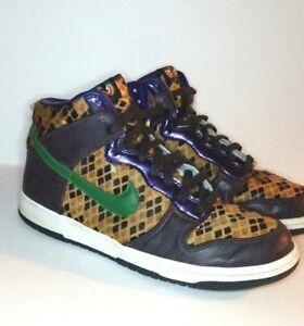 san francisco ba5fc 9f3d6 Image is loading Nike-Dunk-High-Premium-Samurai-Pack-Men-10-