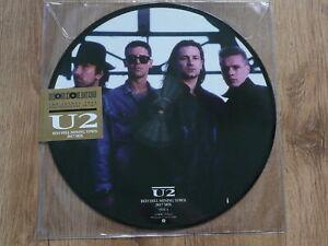 U2 RED HILL MINING TOWN Picture Disc RSD 2017 Mix (LP vinyl Joshua Tree new)