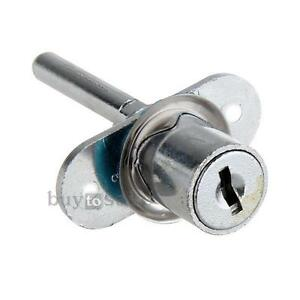 Cam lock for cabinets drawers lockers 16mm with 2 keys for Cam lock kitchen cabinets