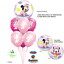 Disney-Minnie-Mouse-Birthday-Balloons-Foil-Latex-Party-Decorations-Gender-Reveal thumbnail 10