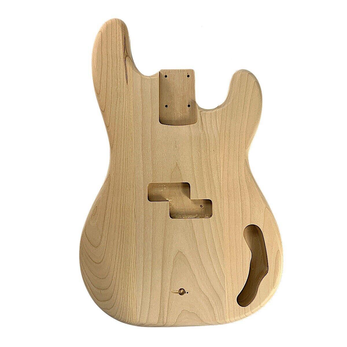Hosco P-Bass Body Standard - Alder HBD-31