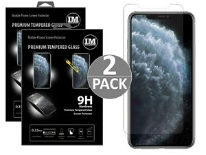 2er Pack Tank Film Protection Glass Real Screen For Huawei Models