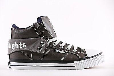 BK British Knights Sneaker Schuhe Roco grey navy  Neu 2014 B33-3730.21