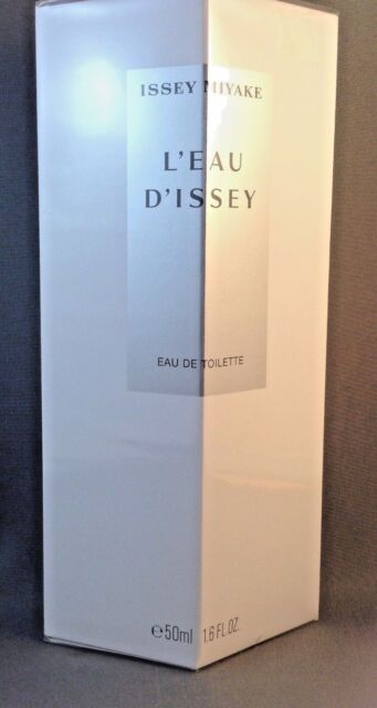 Issey Miyake L'Eau D'Issey Fragrance for Women 50ml EDT 1.6oz Spray New in Box