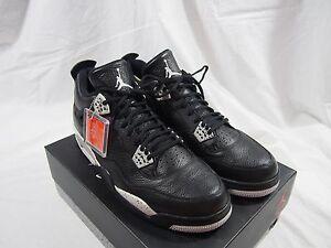 f31155cdf3baac Image is loading Nike-Air-Jordan-4-IV-Oreo