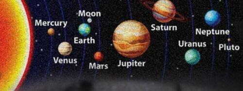 étoiles G4 Bracelet Mixte Macramé Shamballa ajustable constellation planètes