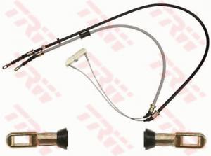 Feststellbremse für Bremsanlage GCH1250 TRW Seilzug