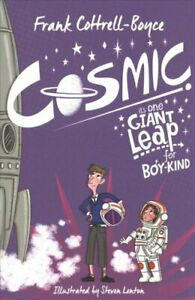 Cosmic-by-Frank-Cottrell-Boyce-9781529008777-Brand-New-Free-UK-Shipping
