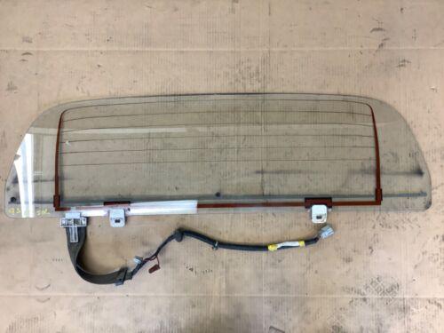 93-97 DelSol Rear Glass Back Window Windshield Defroster Used OEM