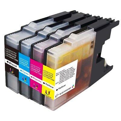 Cyan Magenta /& Yellow Ink Cartridge for Brother MFC J835DW J6910DW Printer