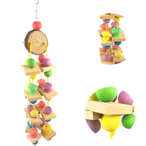 AM-EG-FM-Colorful-Wooden-Bead-Parrot-Bird-Hanging-Swing-Bite-Climb-Chewing-Ca