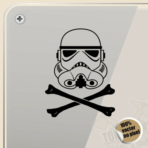 PEGATINA STORMTROOPERS STAR WARS VINYL DECAL VINYL STICKER AUTOCOLLANT