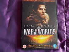 War Of The Worlds (DVD, 2005, 2-Disc Set)