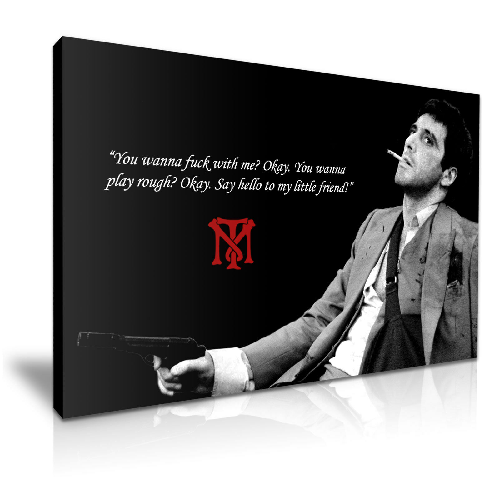 Scarface Movie Quotes