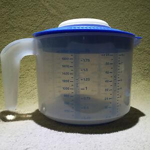 Tupperware - Rühr-Mix- Candy - 2 Liter - d216 - BRD, Deutschland - Tupperware - Rühr-Mix- Candy - 2 Liter - d216 - BRD, Deutschland