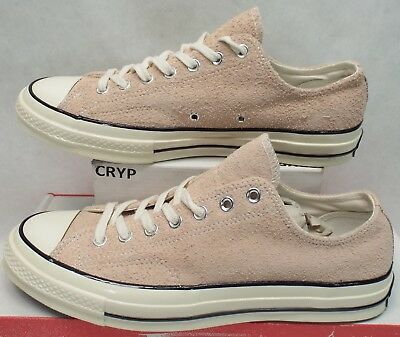 b7ed56769991 New Mens 11 Converse Chuck Taylor CTAS 70 OX Pink Dusk Suede  90 157587C