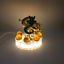thumbnail 3 - Dragon Ball Z Action Figures LED Light Son Goku Burdock Kamehameha Shenron AU