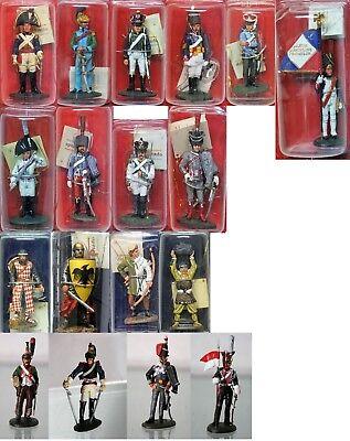#18 Del Prado Scegliere: Soldati Der Napoleonischen Ottieni/cavaliere/ Buono Per Succhietto Antipiretico E Per La Gola