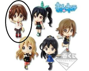 Figurine-K-ON-5th-Anniversary-HIRASAWA-YUI-BANPRESTO-KYUN-CHARA-Figure-NEW
