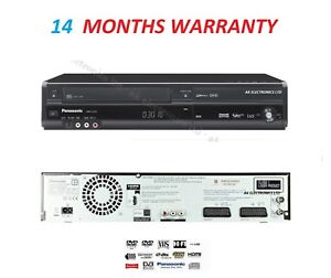 panasonic multiregion dmr ez49v dvd vcr vhs recorder combo dmrez49v rh ebay ie Panasonic DMR EZ48V Recorder Panasonic VCR