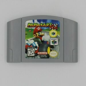 for-Mario-Kart-64-Nintendo-64-Video-Game-BRAND-NEW-Condition