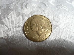 Frankreich 20 Centimes 1993 - Wendeburg, Deutschland - Frankreich 20 Centimes 1993 - Wendeburg, Deutschland