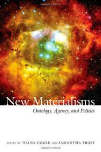 NEW-Materialisms-Ontology-Agency-and-Politics-by-NEW-Book-FREE-amp-FAST-Deli