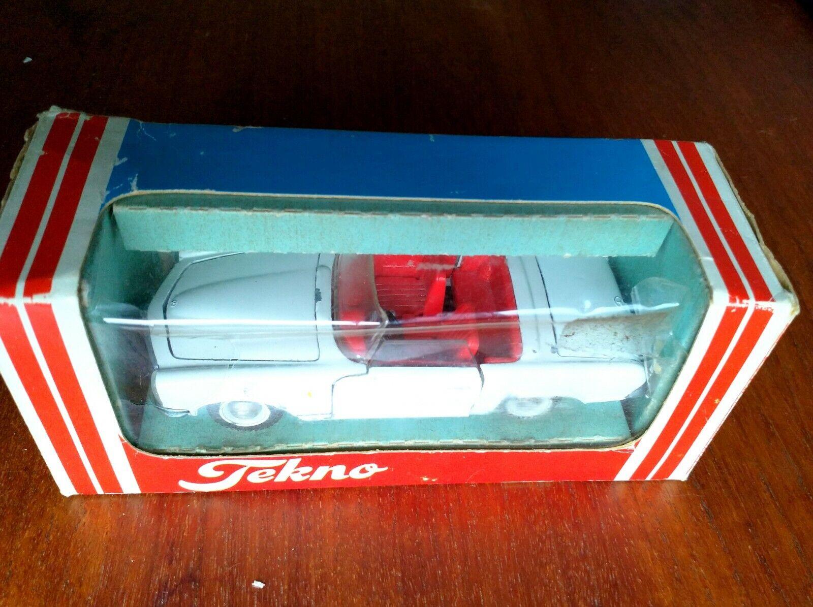 descuento online Tekno Tekno Tekno No.928 - Mercedes 280sl Roadster Con Caja Original Rareza   Envio gratis en todas las ordenes