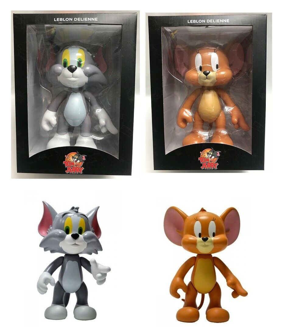 Leblon Delienne- ARTOYZ -Tom et Jerry LOT DE 2 GRANDES FIGURINES NEUVES EN BOITE