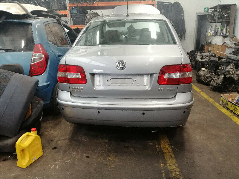 2005 VW Polo 1.9TDI SEDAN STRIPPING FOR SPARES